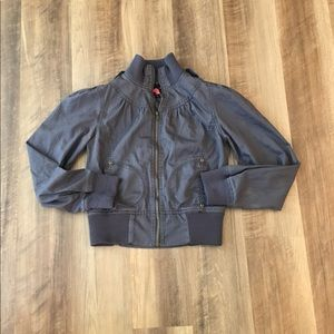 Rue21 Bomber Style Jacket